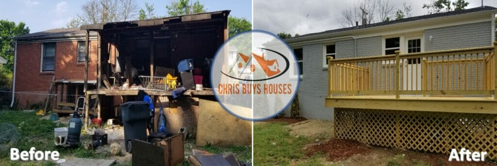 Chris Buys Houses Nashville Before After